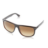 Ray-Ban BROWN GRADIENT DARK BROWN Lenses 60mm Non-Polarized, 0RB4147