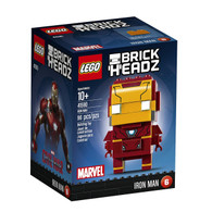LEGO BrickHeadz Iron Man 41590 Building Kit