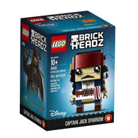 LEGO BrickHeadz Captain Jack Sparrow 41593 Building Kit