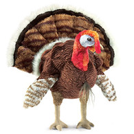 Folkmanis Turkey Hand Puppet