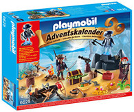 PLAYMOBIL Advent Calendar 'Pirate Treasure Island' Playset