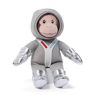 "Curious George Gund in Astronaut Suit 14"" Plush"