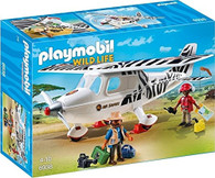 PLAYMOBIL Safari Plane
