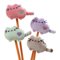 Gund Pusheen Pencil Topper Asst