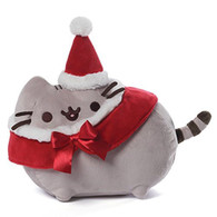 Gund Pusheen Christmas Plush 12 inch (30cm)