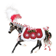 Breyer 2015 Holiday Peppermint Kiss Limited Edition Collectible Horse