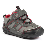 pediped Grip 'n' Go Max - Grey (Big Kid)