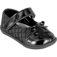 Grip-N-Go Naomi Mary Jane - Black (Toddler)
