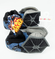 Stride Rite Star Wars Tie Fighter Slippers with Lights (Toddlers/Little Kids) + BONUS!