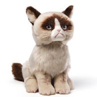Gund Grumpy Cat Plush, 9 inch (22.9 cm)