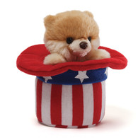 Gund Itty Bitty Boo 5 inch (12.7 cm) Collection - Red, White and Boo
