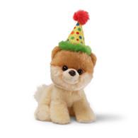 Gund Itty Bitty Boo 5 inch (12.7 cm) Collection - Happy Birthday