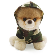 Gund Itty Bitty Boo 5 inch (12.7 cm) Collection - Camo Hoodie