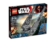 LEGO® Disney Star Wars™ 75104 Kylo Ren's Command Shuttle™ 1005 pcs Building Set + BONUS!
