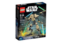 LEGO® Disney Star Wars™ 75112 General Grievous™ 186 pcs Building Set + BONUS!