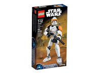 LEGO® Disney Star Wars™ 75108 Clone Commander Cody™ 82 pcs Building Set + BONUS!