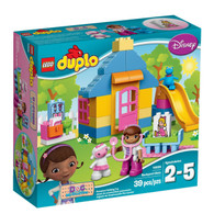 LEGO® Disney Doc McStuffins™ 10606 Backyard Clinic 39 pcs Building Set