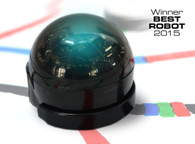 Ozobot - Smallest Programmable Robot with Accessories & Activities - Titanium Black