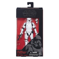 Star Wars The Black Series 6-Inch First Order Stormtrooper, 6 inch (15.2 cm) + BONUS!