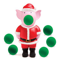 Hog Wild Popper - Holiday Pig, 6 inch (15.2cm)