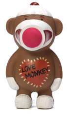 Hog Wild Popper - Love Monkey, 6 inch (15.2 cm)