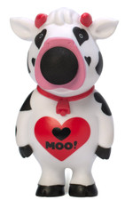 Hog Wild Popper - Love Cow, 6 inch (15.2 cm)