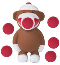 Hog Wild Popper - Sock Monkey, 5.5 inch (14 cm)