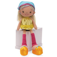 Gund Girls - Soft Doll: Addy, 17 inch (43.2 cm)
