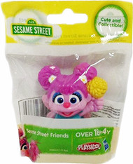 Hasbro Playskool Sesame Street Friends 2.75 inch (7 cm) Figure:  Abby Cadabby