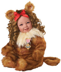 Adora Cowardly Lion doll, The Wizard of OZ, 20 inch (50.8 cm)