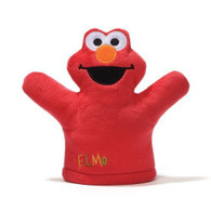Gund Sesame Street Elmo Mini Puppet, 7 inch (17.8 cm)