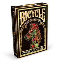 Bicycle Warrior Horse Card Deck
