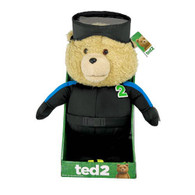 TED2 16 inch (40.6 cm) Animated Plush in SCUBA OUTFIT with Sound (EXPLICIT) in display box