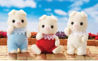Calico Critters Oinks Pig Triplets Set