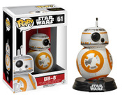 Star Wars The Force Awakens (EP7) Movie Based Pop! Collectible by Funko - BB-8 + BONUS!