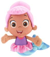 Fisher-Price Nickelodeon Bubble Guppies Bubble-rina Molly Plush 8 inch (20 cm)