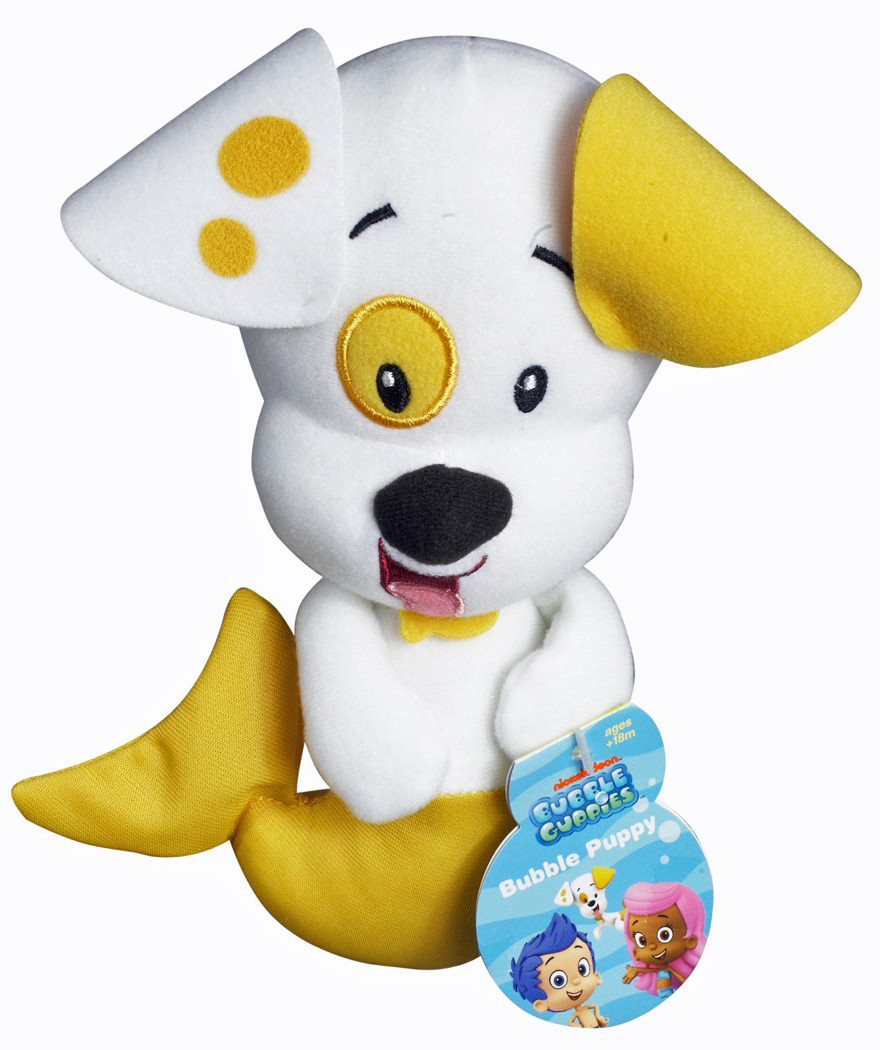 Fisher price nickelodeon bubble guppies puppy l curly dani for Bubbles guppies da colorare