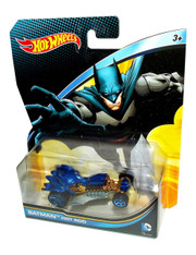 Hot Wheels DC Universe Batman Hot Rod 1:64 Scale Collectible Die Cast Vehicle