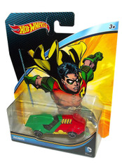 Hot Wheels DC Universe Robin 1:64 Scale Collectible Die Cast Vehicle
