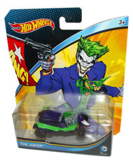 Hot Wheels DC Universe The Joker 1:64 Scale Collectible Die Cast Vehicle
