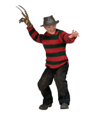 NECA Nightmare on Elm Street Clothed Dream Warriors Freddy Action Figure, 8 inch (20.3 cm)
