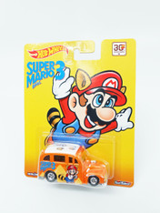 Hot Wheels Mario Series Collectible Die Cast Vehicle: Super Mario 3