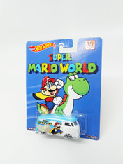 Hot Wheels Mario Series Collectible Die Cast Vehicle: Super Mario World