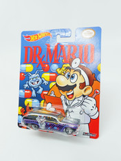 Hot Wheels Mario Series Collectible Die Cast Vehicle: DRx Mario