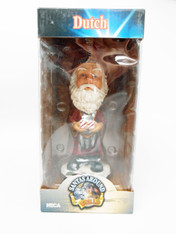 NECA Head Knockers - Santas Around The World Series - Dutch, 8 inch (20.3 cm)