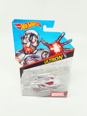 Hot Wheels Marvel Series Collectible Die Cast Vehicle: Ultron