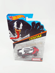 Hot Wheels Marvel Series Collectible Die Cast Vehicle: Venom