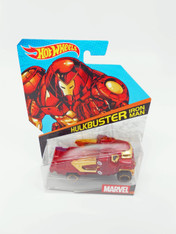Hot Wheels Marvel Series Collectible Die Cast Vehicle: Hulkbuster Iron Man