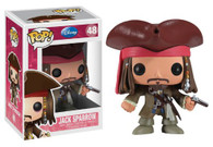 Disney Series 4 Jack Sparrow Pop! Funko Collectible