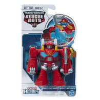 Playskool Heroes, Transformers Rescue Bots, Heatwave The Fire-Bot, 3.5 inches (8.9 cm)
